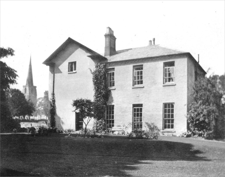 The Rectory Kegworth